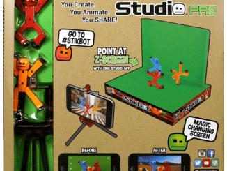 -stikbot studio pro toy figure