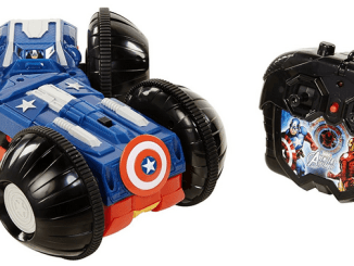 avengers rollover rumbler review