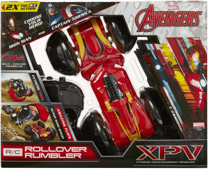 avengers xpv rollover rumbler