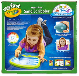 crayola sand scribbler review