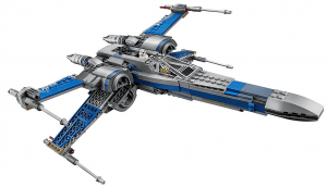 x wing fighter lego