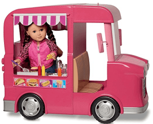 my life as food truck toy