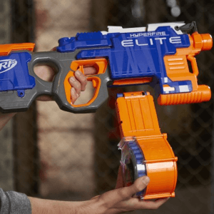 nerf hyperfire review