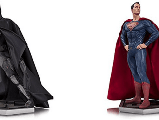 DC Justice League movie Collectable figurines review
