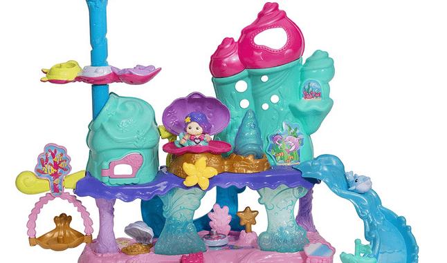 Go Go Smart Friends Shimmering Seashell Castle Review