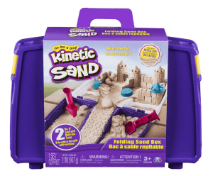 Kinetic Sand Folding Sandbox review