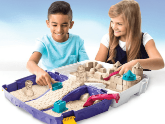 Kinetic Sand Sandbox Review