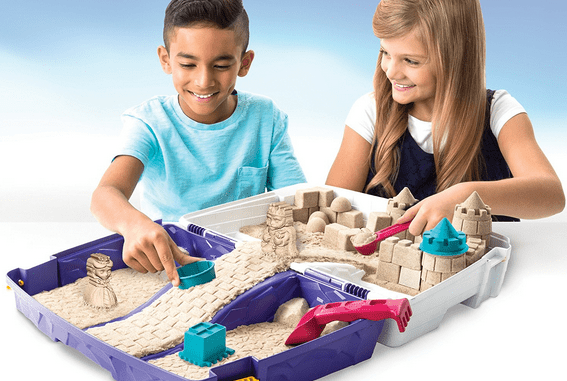 Kinetic Sand Sandbox Review