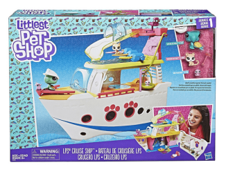 Littlest Pet Shop Cruise Ship review