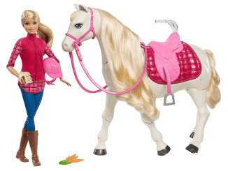 Barbie Dream Horse Review