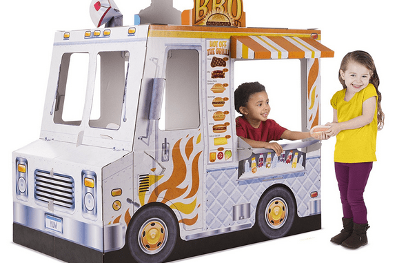 Melissa and Doug Food Truck review