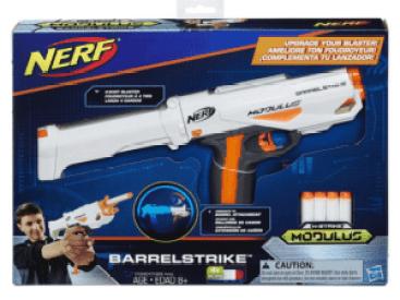 Nerf Modulus Barrel Strike Blaster review