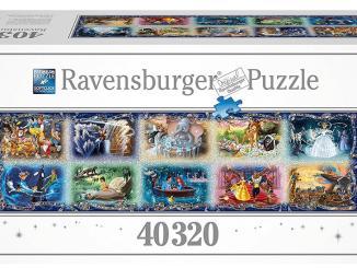Ravensburger 40,320-Piece Disney Puzzle Review