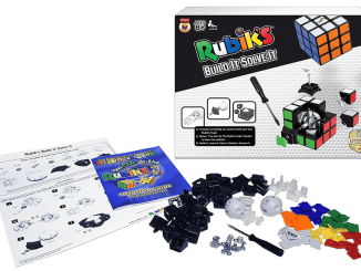 Rubik's Build It Solve It Review