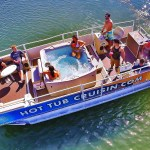 Hot Tub Cruisin, Hot Tub Boat, Cycle Cruisin, Cycle Boat, Pedal Boat, Pontoon Boat, Boat Rental,