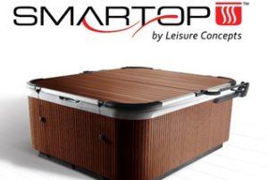 Smartop hot tub spa cover