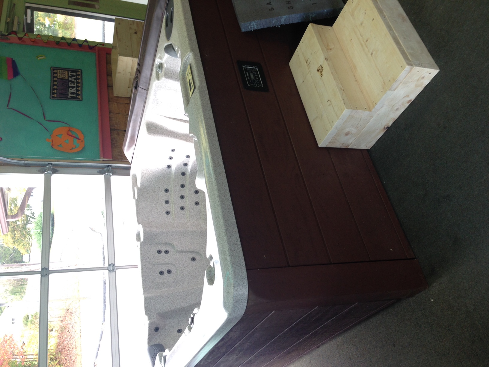 Reconditioned Honey Spas brand series 600 level A