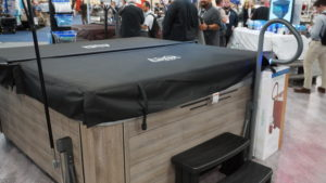 AirO Hot Tub Cover