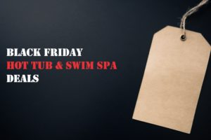 small business saturday hot tub specials