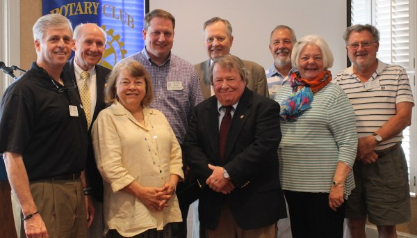Rotary Club of Oxford Honors 5 with Paul Harris Fellow ...