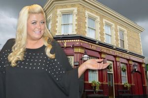 "TOWIE's Gemma Collins eyes up role opposite Danny Dyer on Eastenders: ""That'd be the dream"" – 3am & Mirror Online"