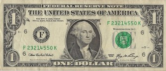 The Magical Dollar Bill Comes To Town