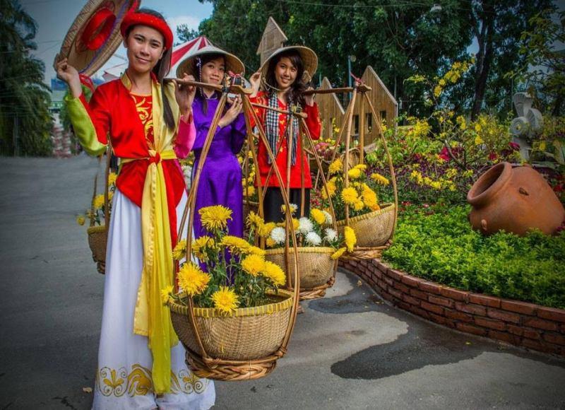 Отдых во Вьетнаме в июне праздник 3