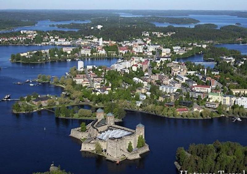 Отдых в Финляндии в июле 7