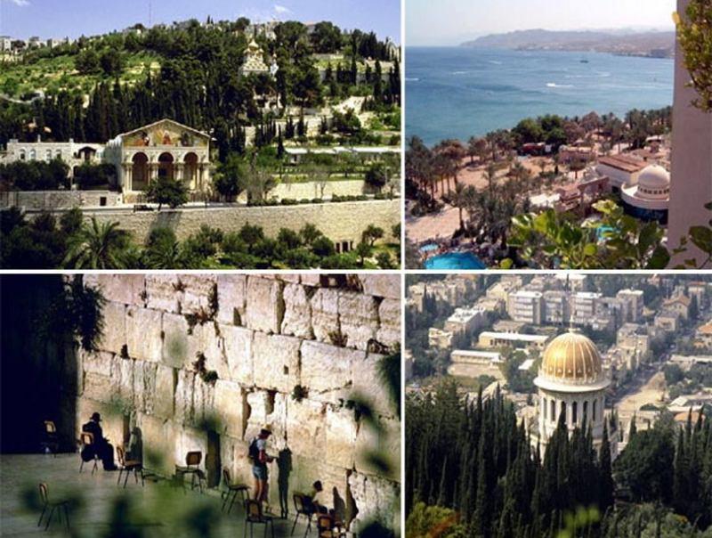 Отдых в Израиле в августе много1
