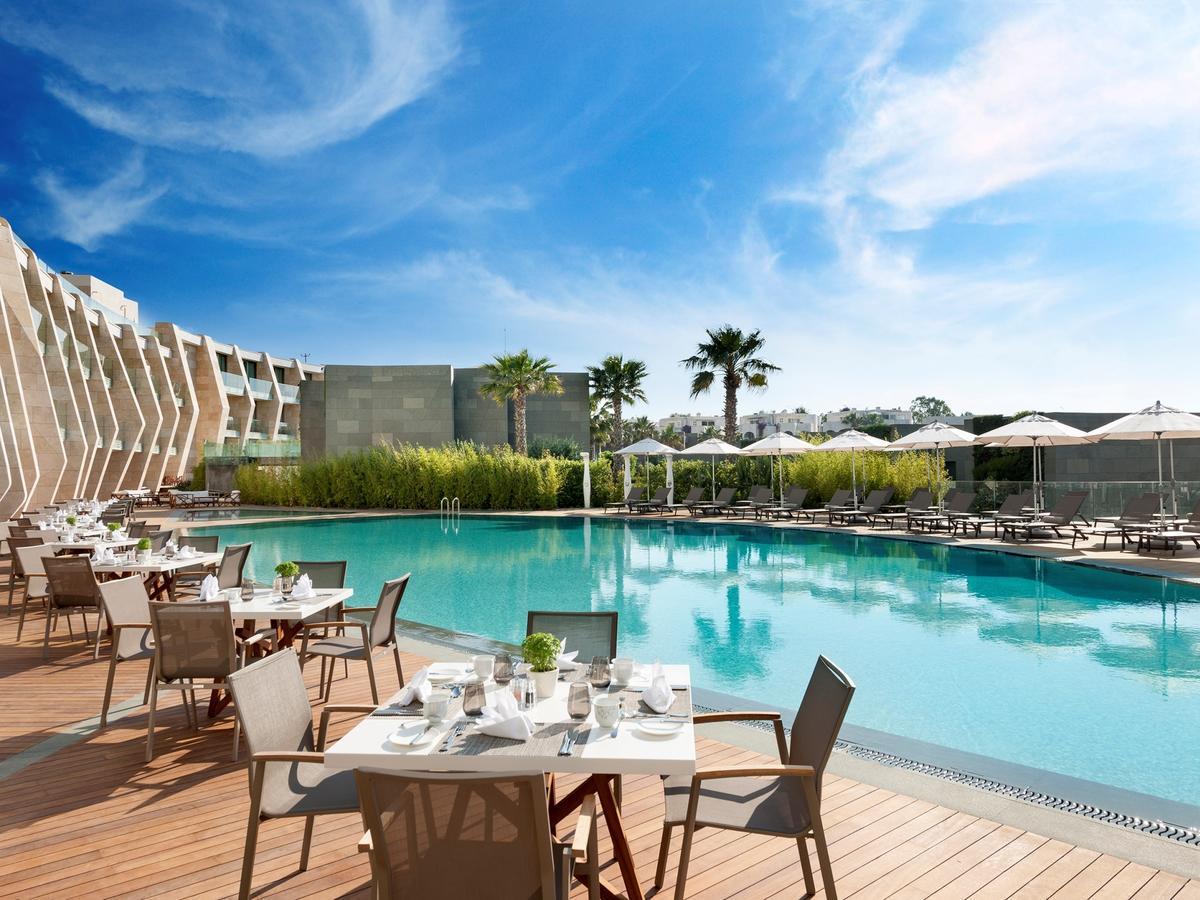 Фото нового отеля SWISSOTEL RESORT BODRUM BEACH 5* Турция, аквазона
