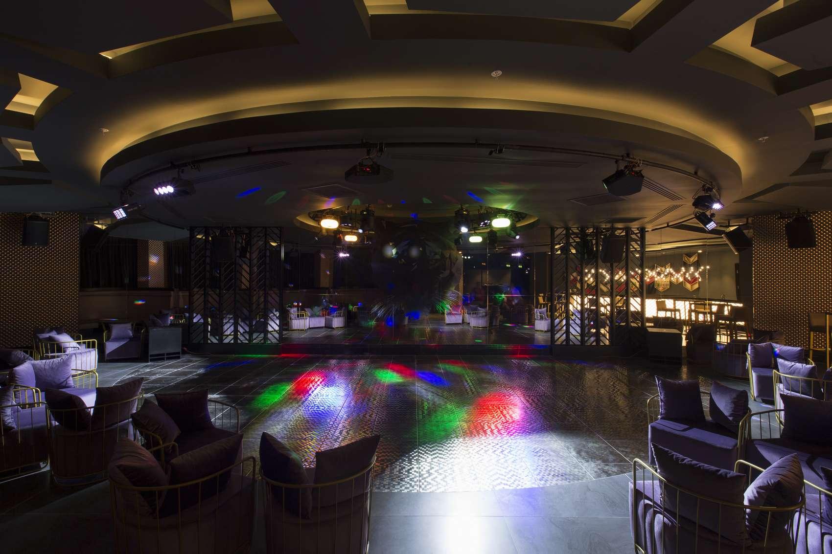 Фото нового отеля Kirman Sidemarin Beach & Spa 5*, Сиде, Турция, развлечения для взрослых