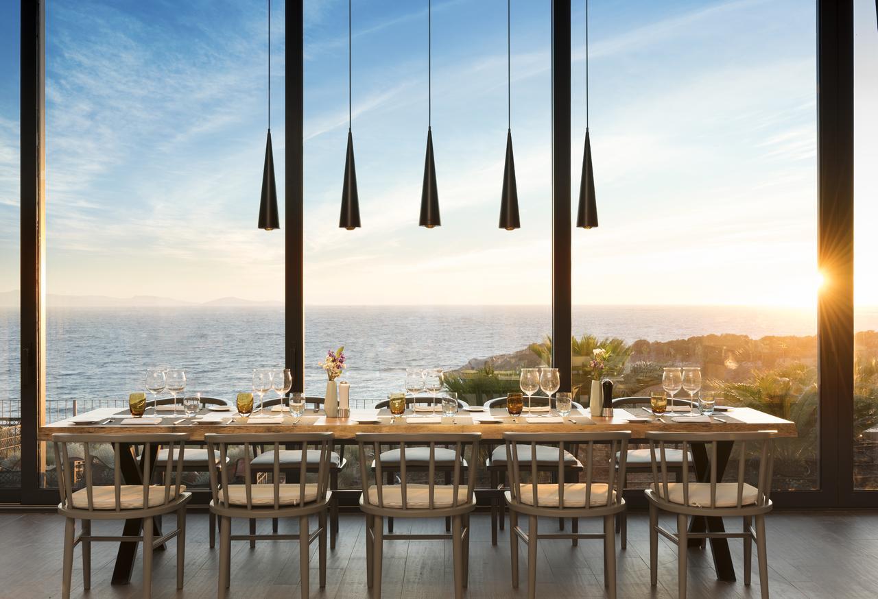 Фото нового отеля в Турции LUX* Bodrum Resort & Residences питание