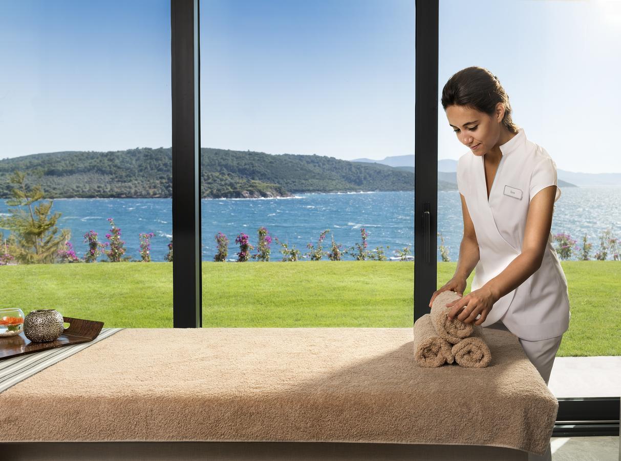 Фото нового отеля в Турции LUX* Bodrum Resort & Residences услуги