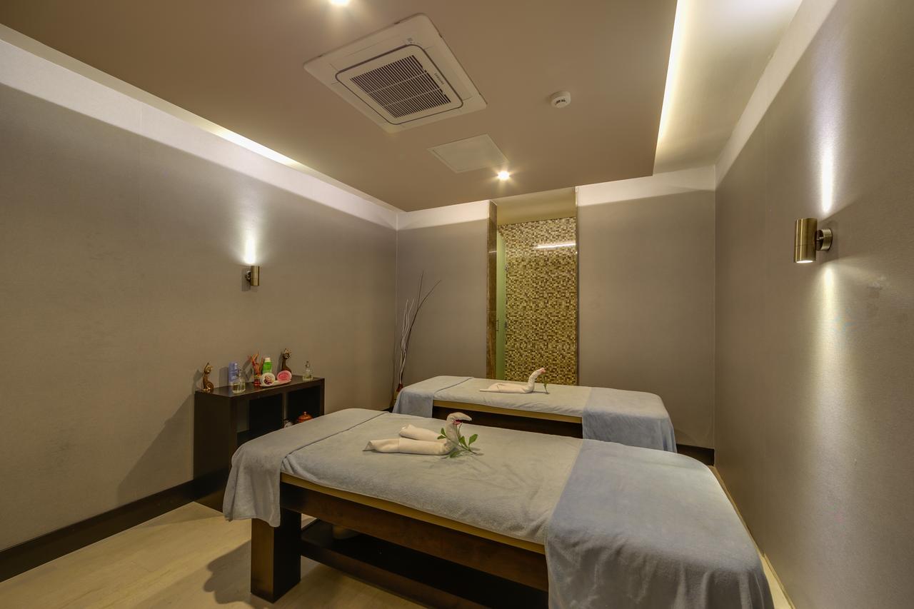 Фото нового отеля в Турции Akbuk Ada Resort Hotel 5, массаж