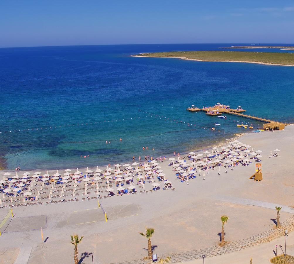 Фото нового отеля в Турции Aquasis Deluxe Resort & Spa 5* море и пляж