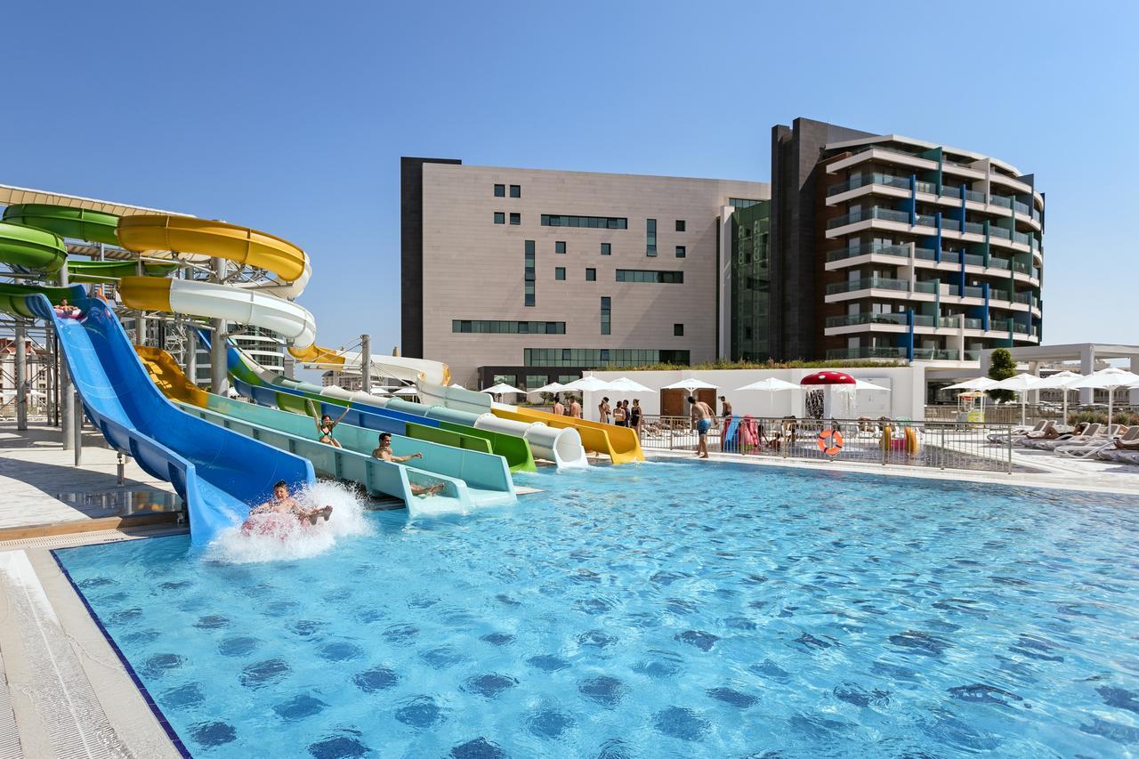 Фото нового отеля Турции Wind of Lara Hotel & Spa 5* аквазона