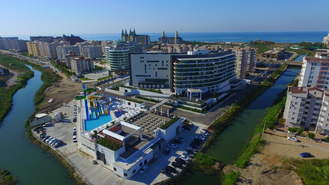 Фото нового отеля Турции Wind of Lara Hotel & Spa 5*
