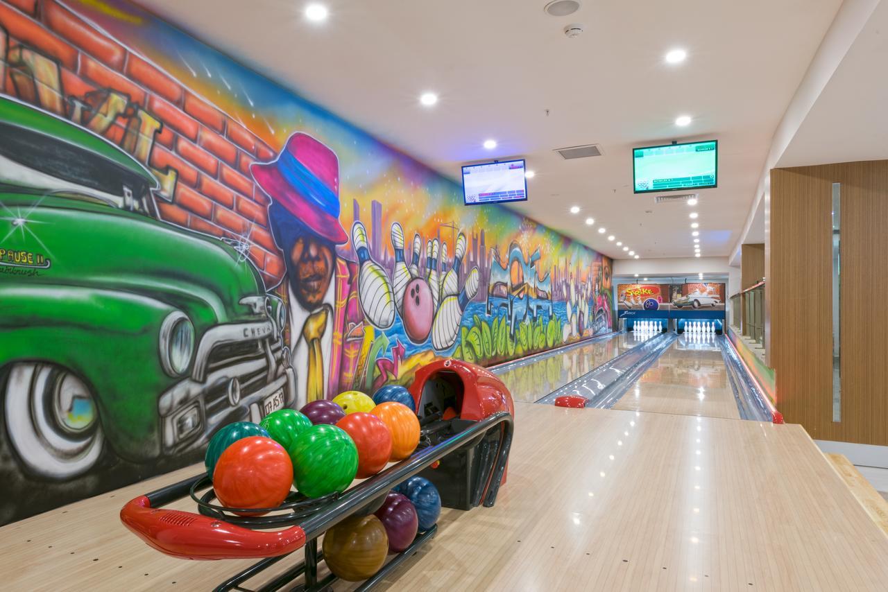Фото нового отеля в Турции Asia Beach Resort & Spa Hotel 5* Алания, услуги и отдых