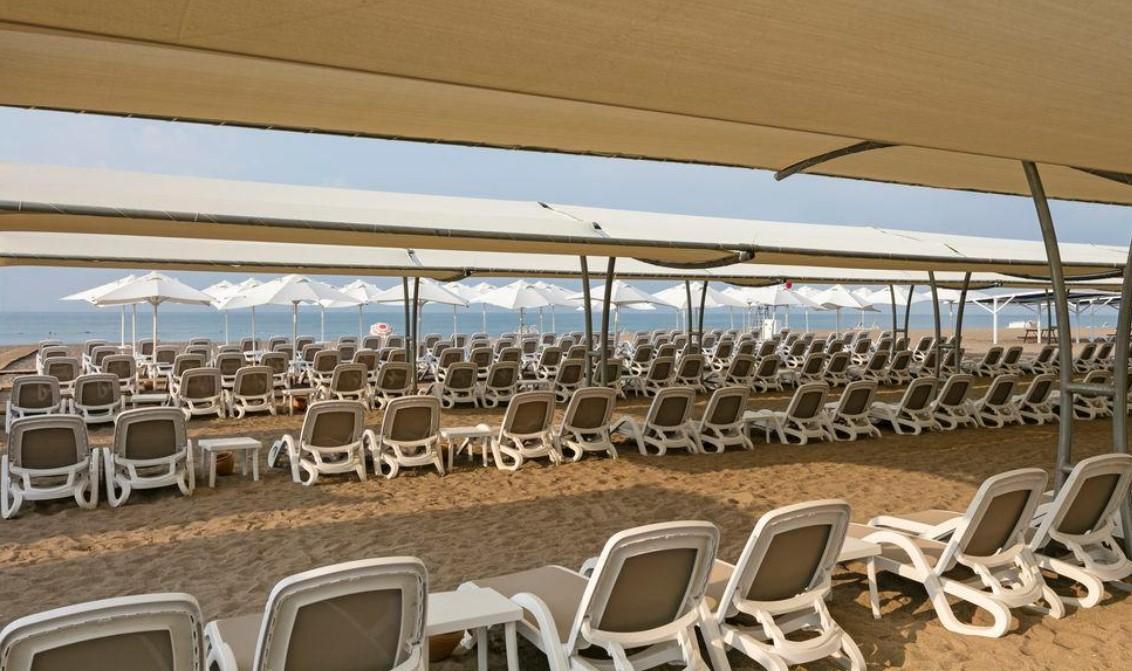 Фото нового отеля Турции Wind of Lara Hotel & Spa 5* море и пляж