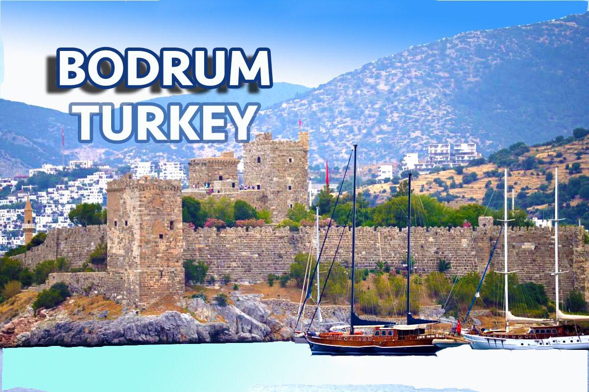новые отели Бодрума, Турция