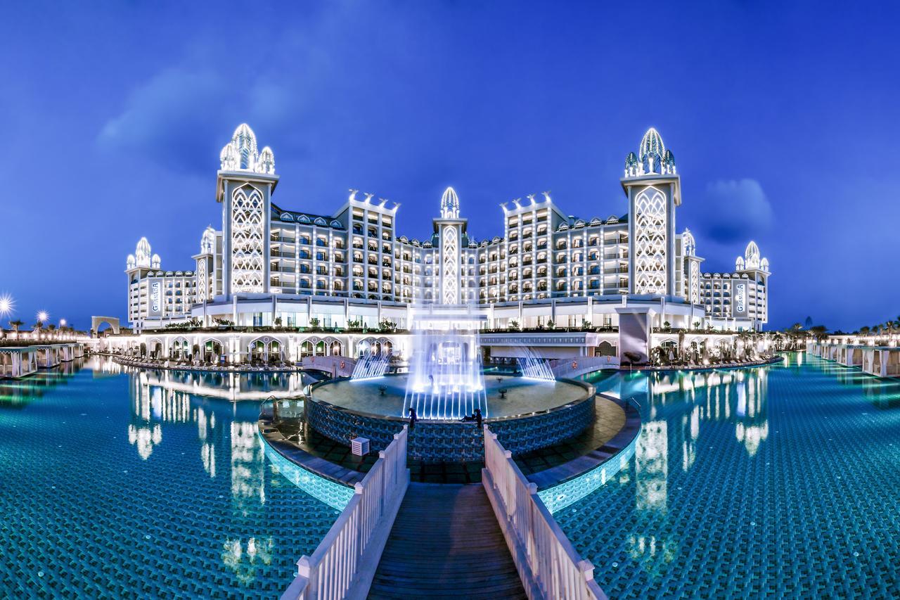 Фото нового отеля Турции Granada Luxury Belek