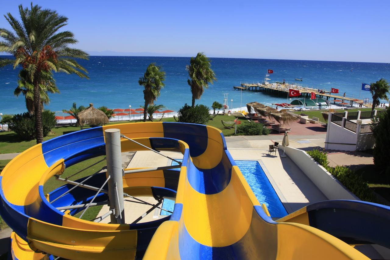 Фото отеля TT Hotels Hydros Club Турция аквазона