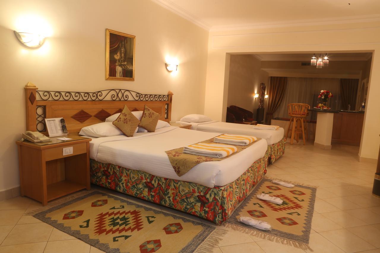 Фото отеля в Египте Dessole Pyramisa Sahl Hasheesh 5*  номера
