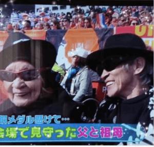 成田隆史・祖母