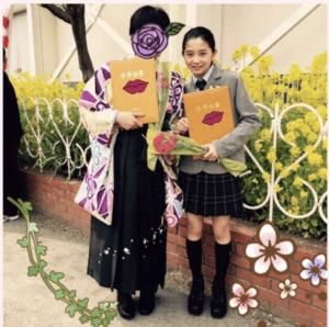 桜田ひより小学校卒業