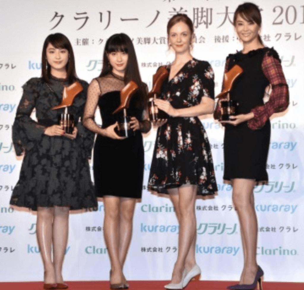クラリーノ美脚大賞2017