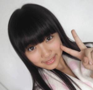 矢吹奈子、13歳