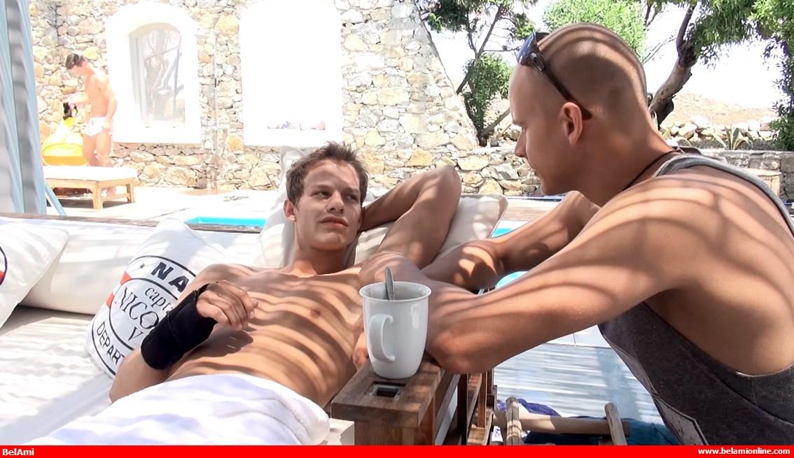 Last Summer In Greece: Part 11 - Peter Annaud & Orri Aasen