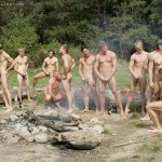 Wank Party In The Woods 2005