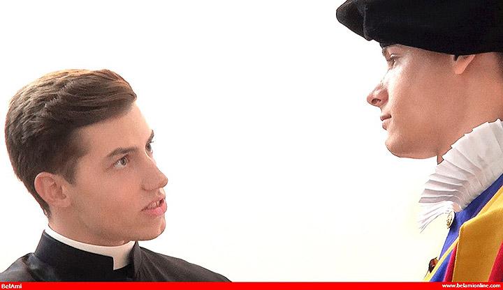 Scandal In The Vatican 2: Joel Birkin And Andrei Karenin